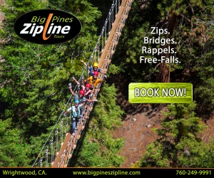 Big Pines Zipline