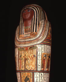<i>Mummies: Death And The Afterlife In Ancient Egypt … Treasures From The British Museum</i>