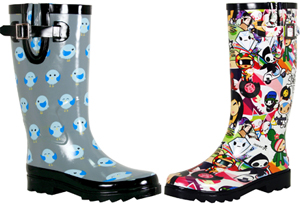 Rain Boots with Style - Campus Circle