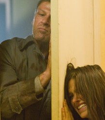 Sophia Bush and Sean Bean Thrill in