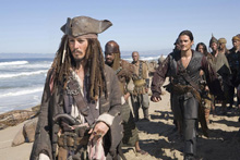 <i>Pirates of the Caribbean: At World's End</i>