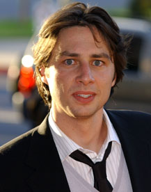 TV Star Zach Braff