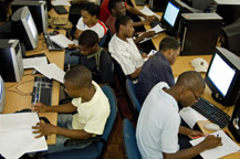 African Colleges Merge Onto
