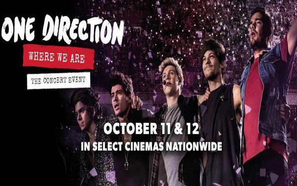 One Direction: Where We Are - The Concert Event