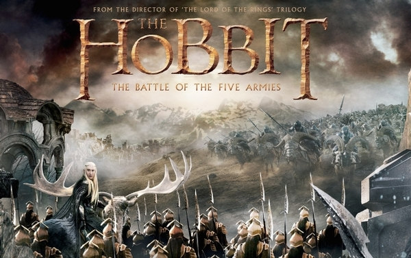 The Hobbit: The Battle of The Five Armies OC