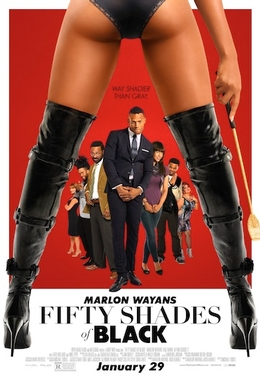 Fifty Shades of Black 2