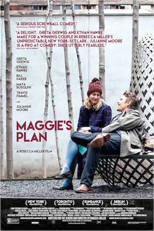 Maggie's Plan National