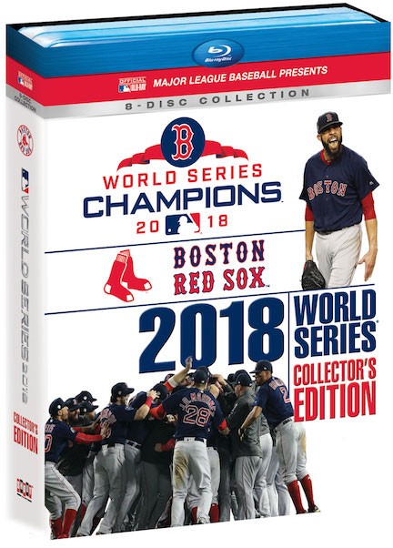 Boston Red Sox (World Series Champions 2018)