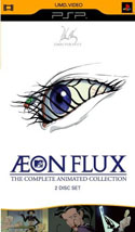 <i>Aeon Flux</i>: The Complete Animated Collection