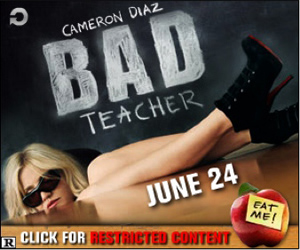 Bad Teacher (Columbia Pictures)