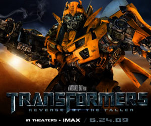 Transformers: Revenge of the Fallen (Paramount Pictures)