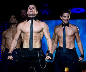 Magic Mike DVD/Blu-ray (Warner Bros. Home Entertainment)