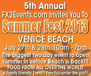 Venice Beach Summerfest