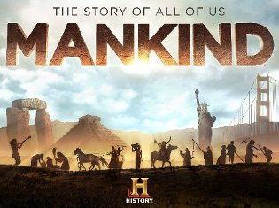 Mankind: The Story of All of Us-Season 1 DVD/Blu-ray (History Channel)