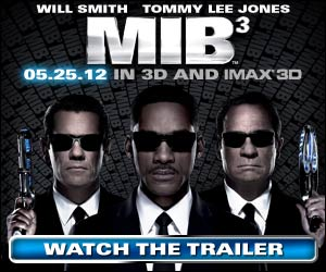 Men in Black 3 (Columbia Pictures)