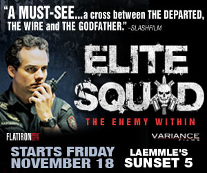 Elite Squad: The Enemy Within (Variance Films)