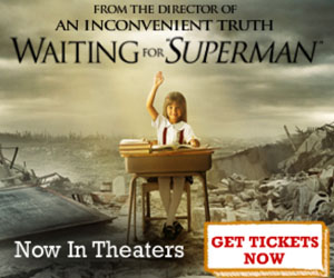 Waiting for Superman (Paramount Vantage)