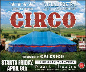 Circo (First Run Features)