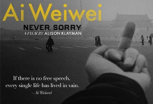 Ai Weiwei: Never Sorry (Sundance Selects)