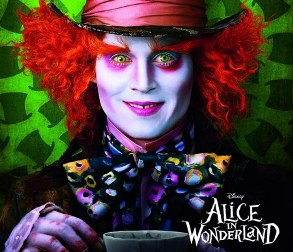 Alice in Wonderland (Walt Disney Pictures)