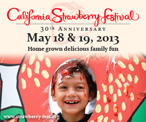 California Strawberry Festival 2013