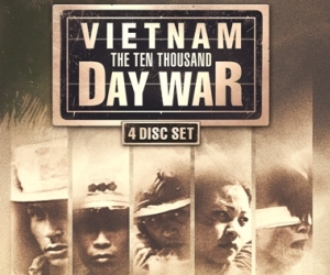 Vietnam: The Ten Thousand Day War DVD/Blu-ray