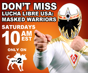 Lucha Libre USA: Masked Warriors