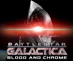 Battlestar Galactica: Blood & Chrome DVD/Blu-ray