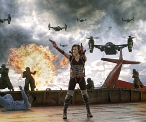 Resident Evil: Retribution (Screen Gems)