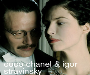 Coco Chanel and Igor Stravinsky (Sony Pictures Classics)