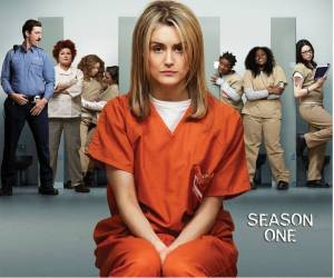 Orange Is the New Black: Season 1 DVD/Blu-ray