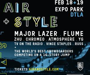 Air + Style 2017 in Los Angeles