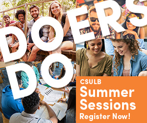 CSULB, Summer Sessions 2017