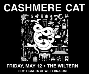 Cashmere Cat at The Wiltern on May 12