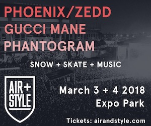 Air + Style 2018 in Los Angeles (3/3 - 3/4)